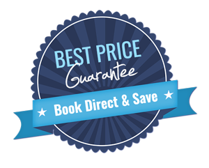 Image guaranteeing a better price with a direct booking